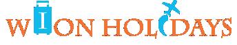 WION HOLIDAYS Logo